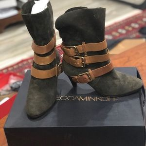 Rebecca Minkoff Slouchy Booties